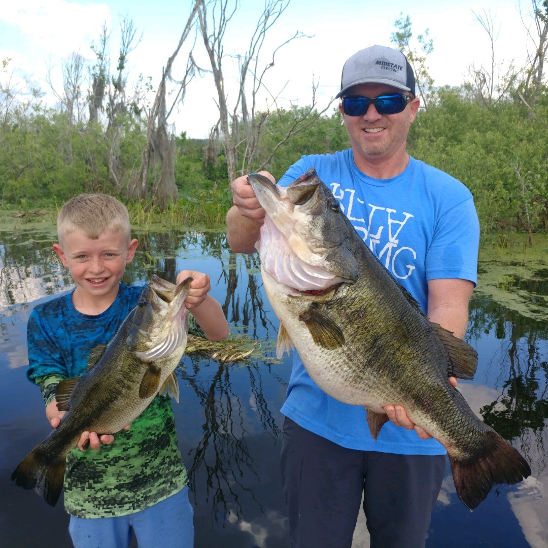 Find-catch-release trophy bass for rewards | TrophyCatch Florida